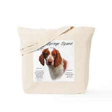Welsh Springer Spaniel Tote Bag