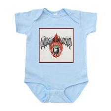 Witchy Wisdom Logo Infant Bodysuit