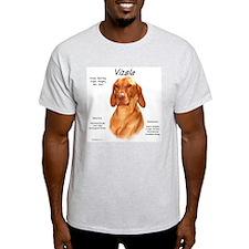 Vizsla  Ash Grey T-Shirt