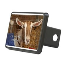 I'm not a kid any more: goat Hitch Cover