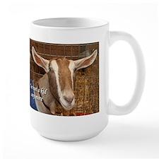 I'm not a kid any more: goat Mug
