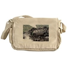 Steam engine: Colorado 3 Messenger Bag