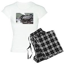 Steam engine: Colorado 3 Pajamas