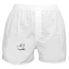 Monogrammed Boxer Shorts