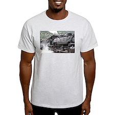 I'm just loco: steam engine, Colorado 3 T-Shirt