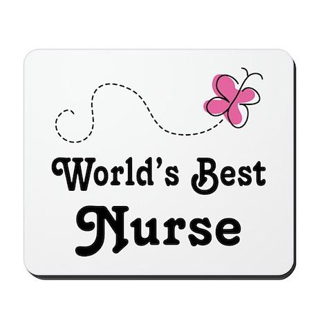 Nurse (World's Best) Mousepad