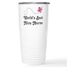 NICU Nurse (Worlds Best) Travel Mug