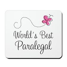 Paralegal (World's Best) Mousepad