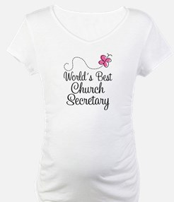 Church Secretary Gift Shirt