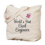 Civil engineer Totes & Shopping Bags