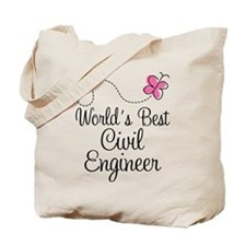 Civil Engineer Gift Tote Bag