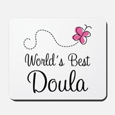 Doula (Worlds Best) Mousepad