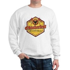 Oktoberfest Pentagon - Beer and Fun Sweatshirt