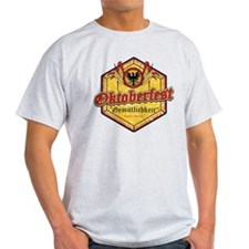 Oktoberfest Pentagon - Beer and Fun T-Shirt