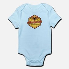 Oktoberfest Pentagon - Beer and Fun Infant Bodysui