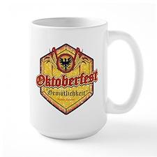 Oktoberfest Pentagon - Beer and Fun Mug