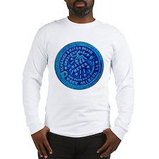 METERCOVER#3.png Long Sleeve T-Shirt