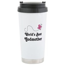 Godmother (Worlds Best) Travel Mug