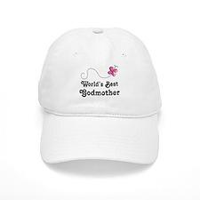 Godmother (Worlds Best) Baseball Cap