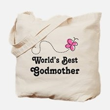 Godmother (Worlds Best) Tote Bag