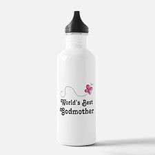 Godmother (Worlds Best) Water Bottle