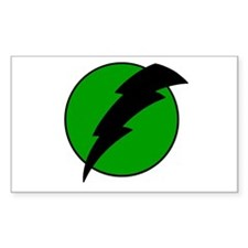 Lightning Bolt Decal