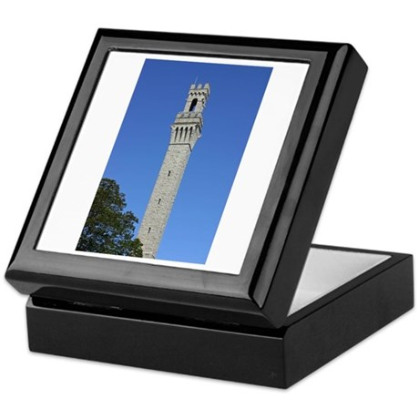 Pilgrim Monument Keepsake Box