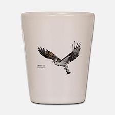 Osprey Shot Glass
