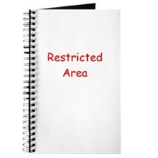 Restricted Area Journal