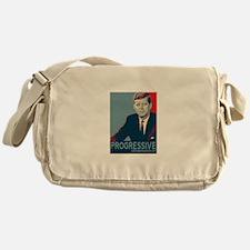 JFK - PROGRESSIVE Messenger Bag