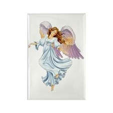 Guardian Angel Rectangle Magnet
