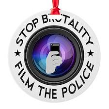 Film The Police Ornament
