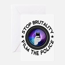 Film The Police Greeting Card