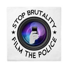 Film The Police Queen Duvet