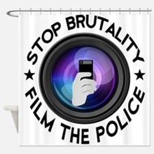 Film The Police Shower Curtain