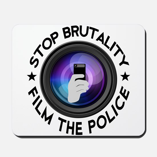 Film The Police Mousepad
