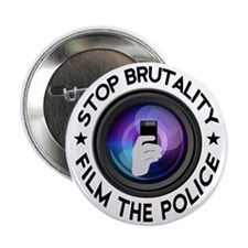 "Film The Police 2.25"" Button"