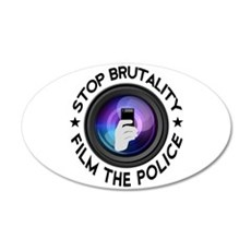 Film The Police Wall Decal