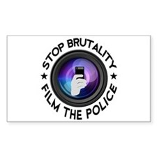 Film The Police Decal