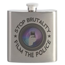 Film The Police Flask