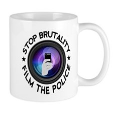 Film The Police Small Mug