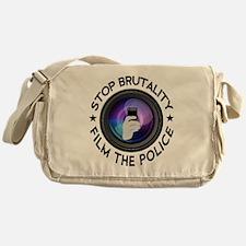 Film The Police Messenger Bag