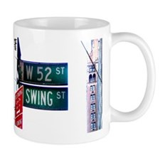 Swing Street Mug