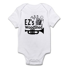 EZ's Woodshed Infant Creeper