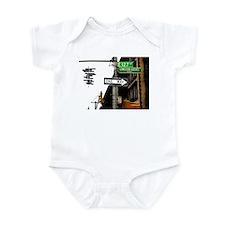 Langston Hughes Infant Creeper