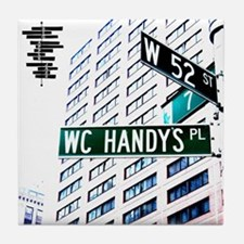 WC Handy Pl. Tile Coaster