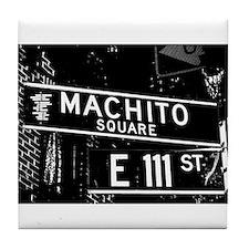 Machito Tile Coaster