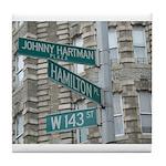 Johnny Hartman Tile Coaster