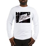 monkwithlogo1 Long Sleeve T-Shirt