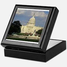 The White House Keepsake Box